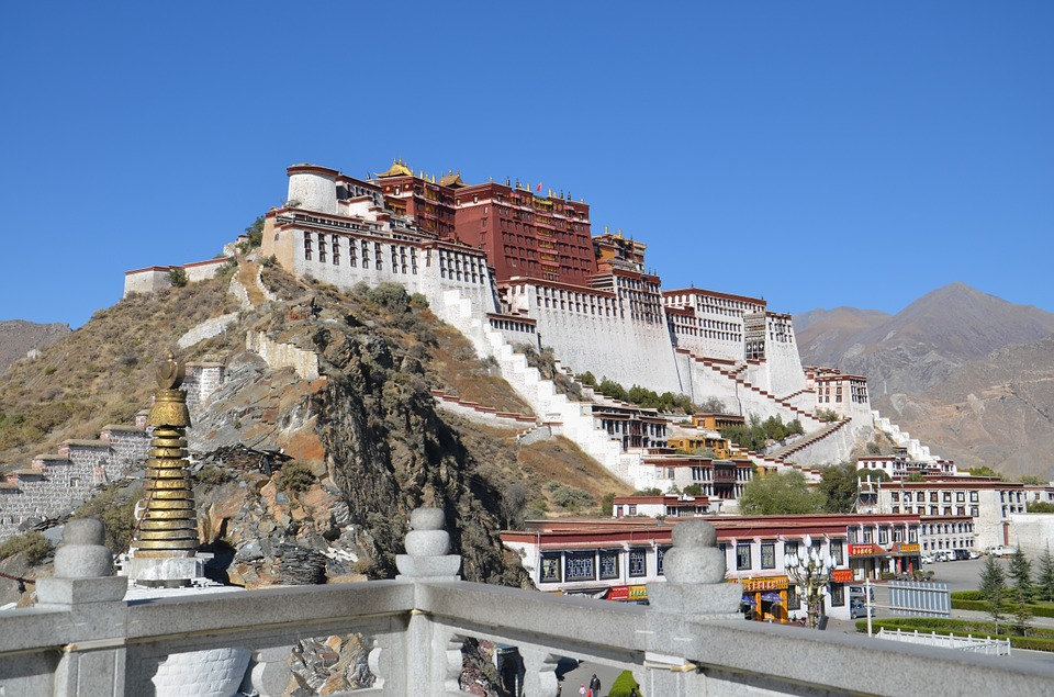 Potala Palace is on the Top 10 places to see in China