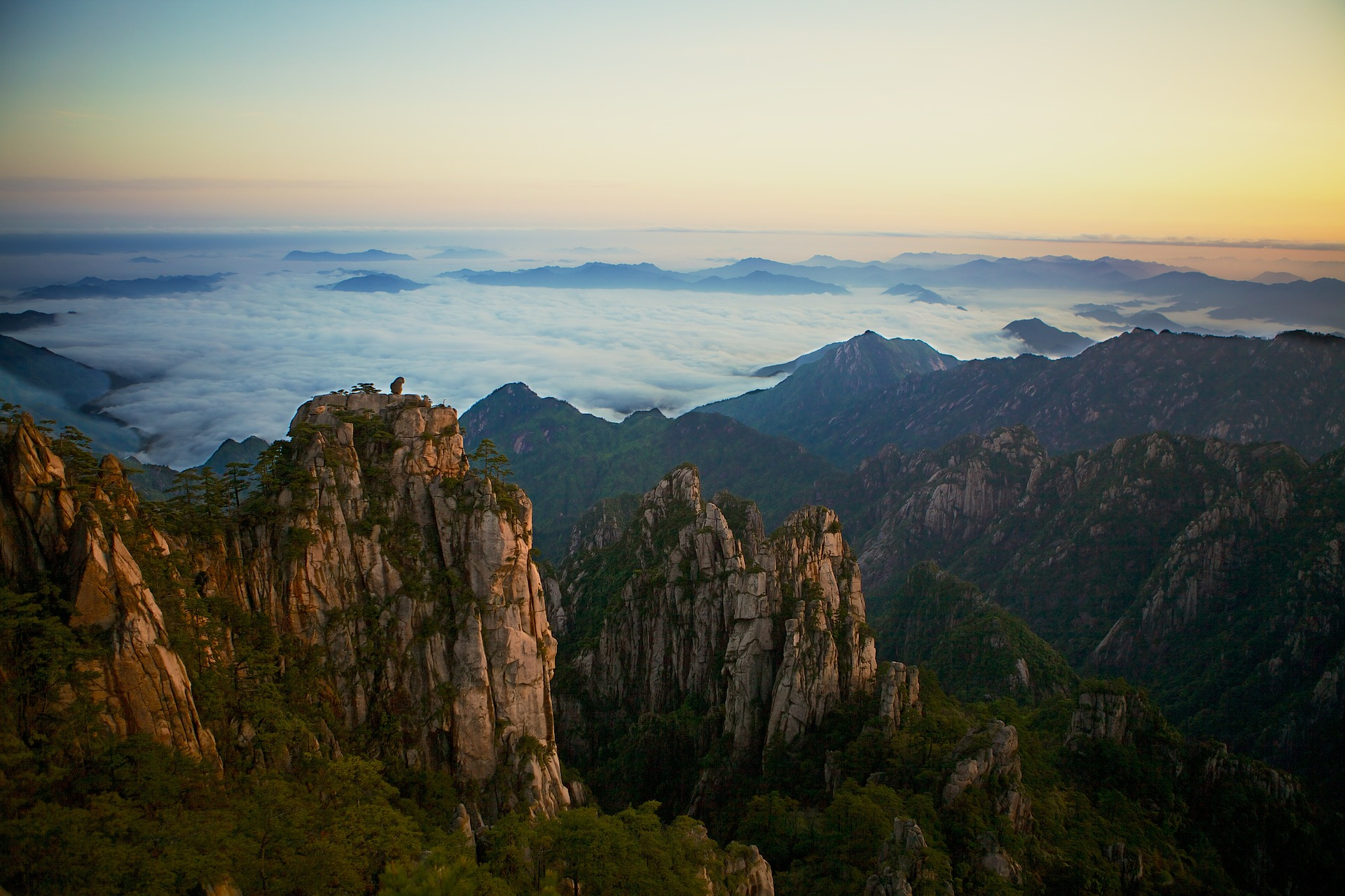 The Yellow Mountains have a worthy place on the top 10