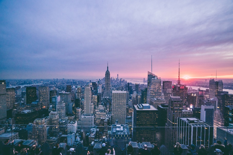 Next up on our list of the most Instagrammable cities in the world is New York City.