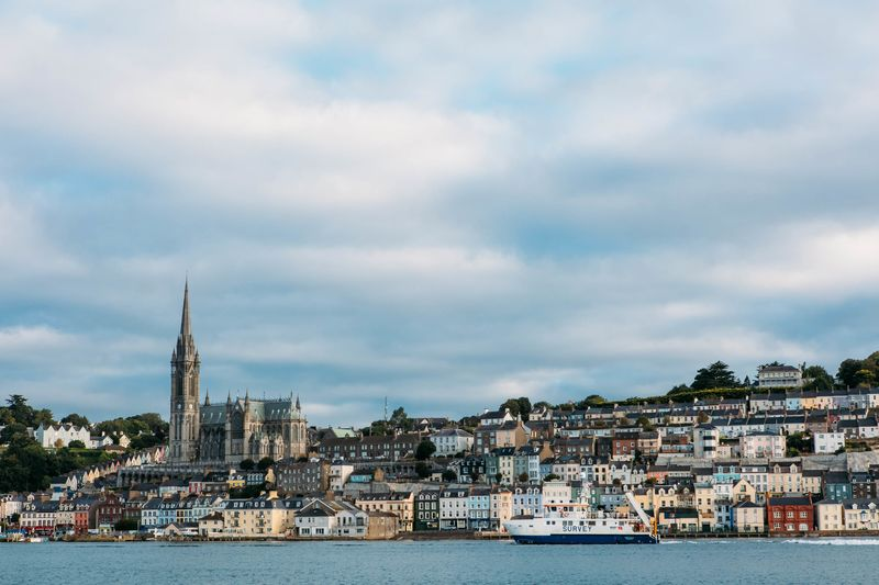 The town of Cobh in County Cork, the last port of call for the Titanic and one for the Irish Bucket List.