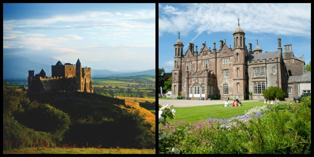 The 10 best castles in Ireland, ranked.