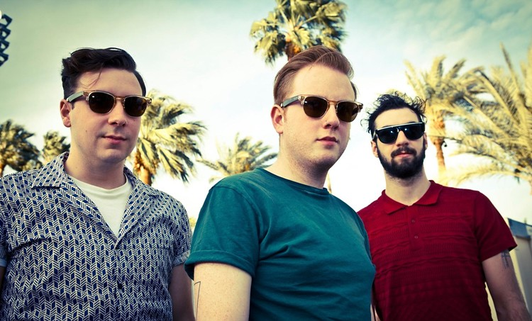 Two Door Cinema Club, from Bangor, are one of the best Irish bands.