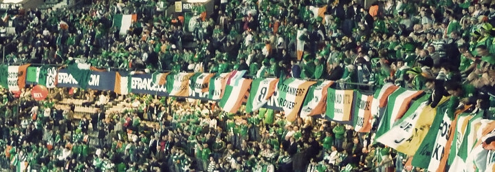 A stereotype about Ireland that's true is that the Irish people are patriotic.