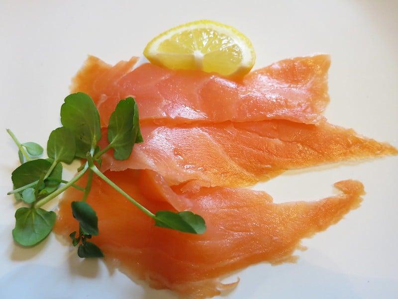 Irish seafood, such as smoked salmon, is among the best Irish foods.