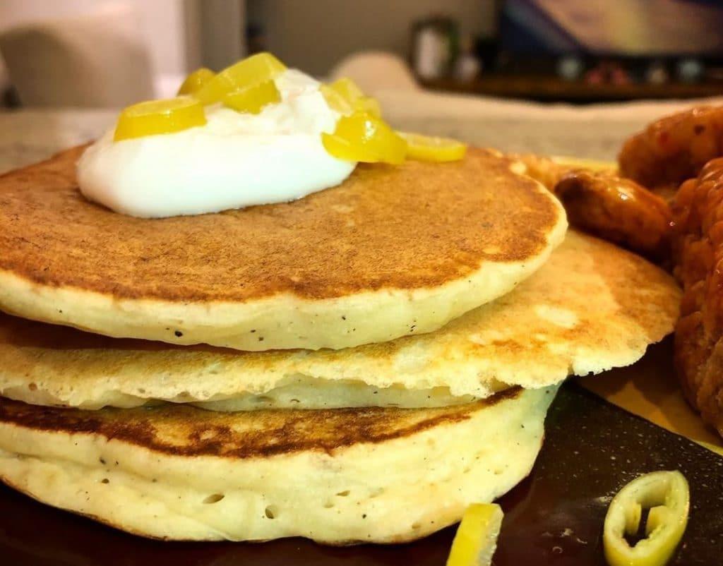 Boxty – the Irish potato pancake.