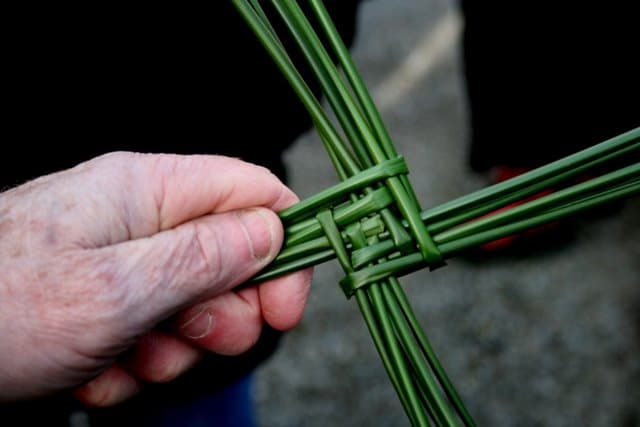 Imbolc (Feb 1) – celebration of St. Brigid.