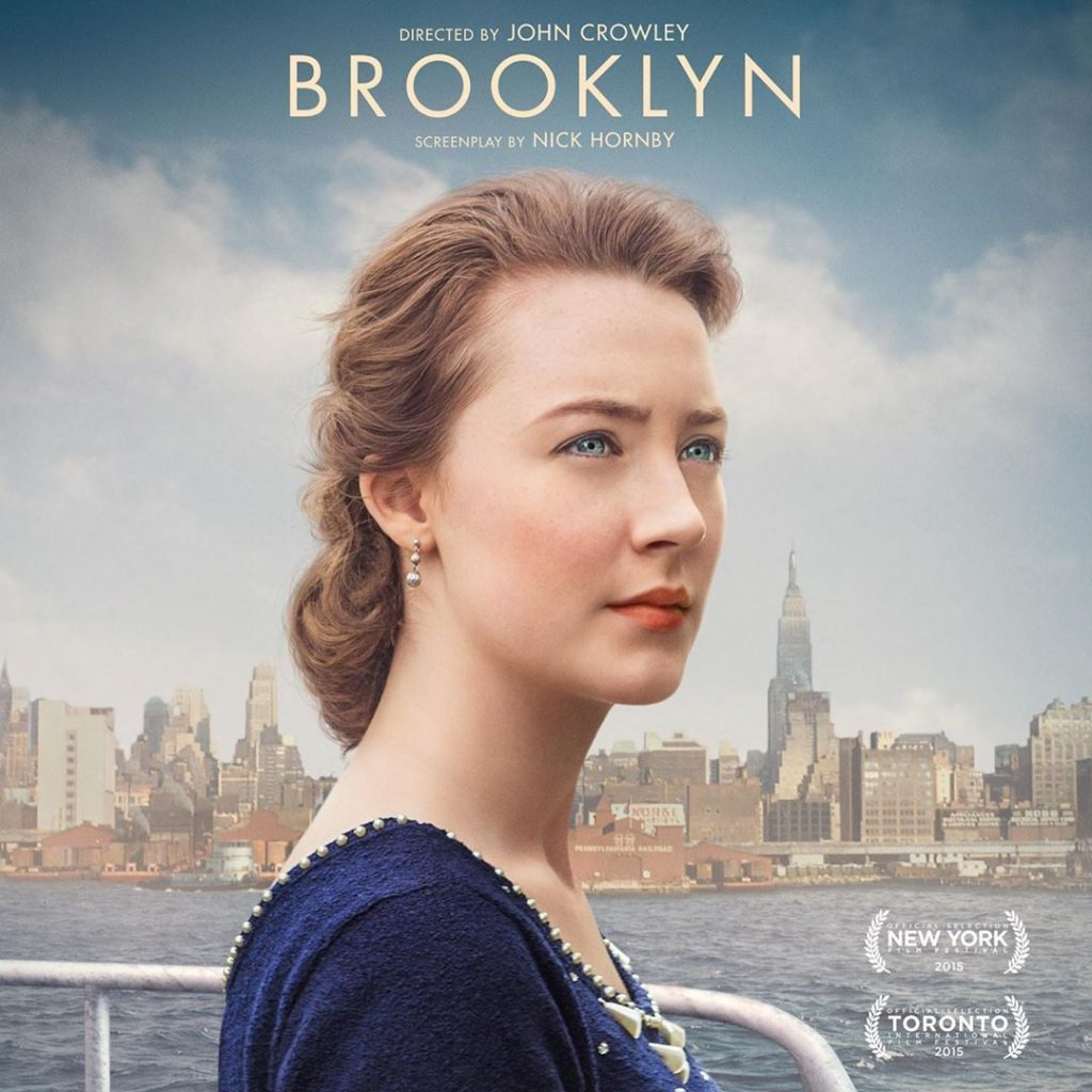 Brooklyn (2015) – a romantic story of an immigrant's tale