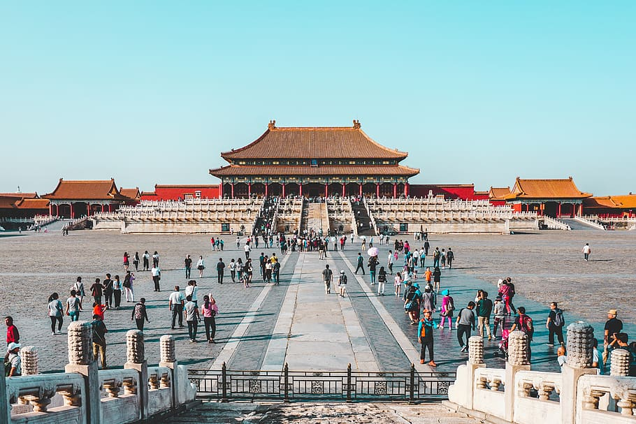 Get lost in the grandeur of the Forbidden City, Beijing – the pinnacle of ancient Chinese history