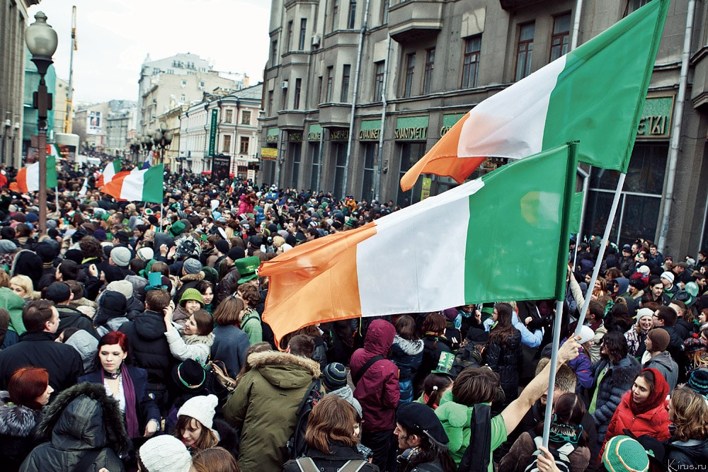 Never say you're 100% Irish – what not to do in Ireland.