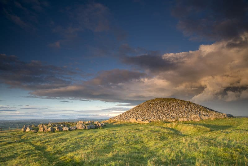 Loughcrew. Spring Equinox is another important and sacred Celtic holiday of the year.