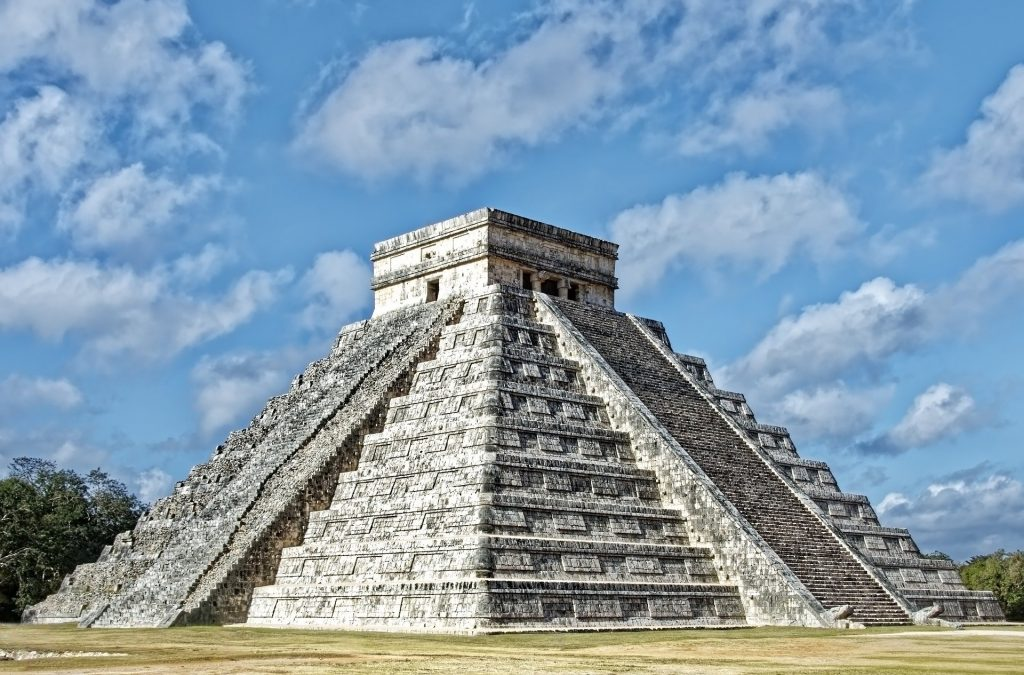 See the Chichen Itza – for Mayan cities.