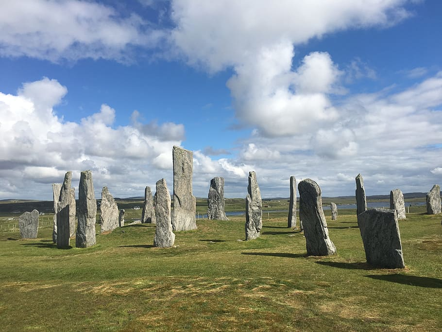 Callanish Standing Stones, Isle of Lewis – be transported back to times long ago