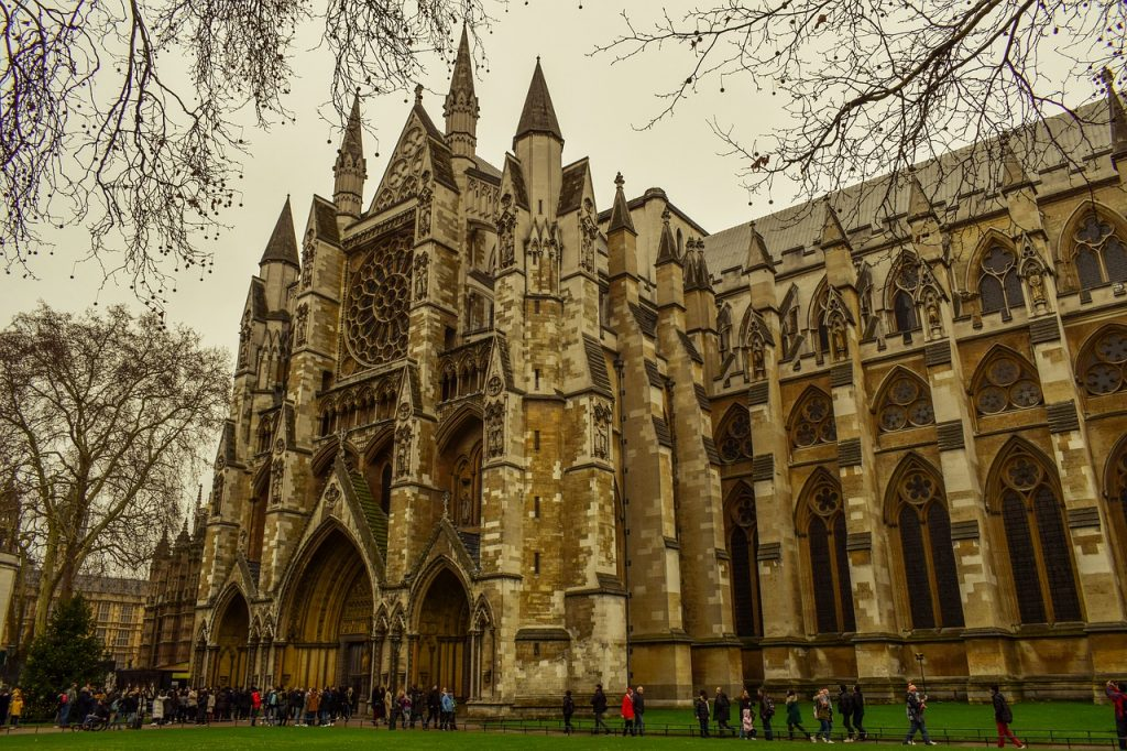 Visiting the Westminster Abbey is one for the UK Bucket List.