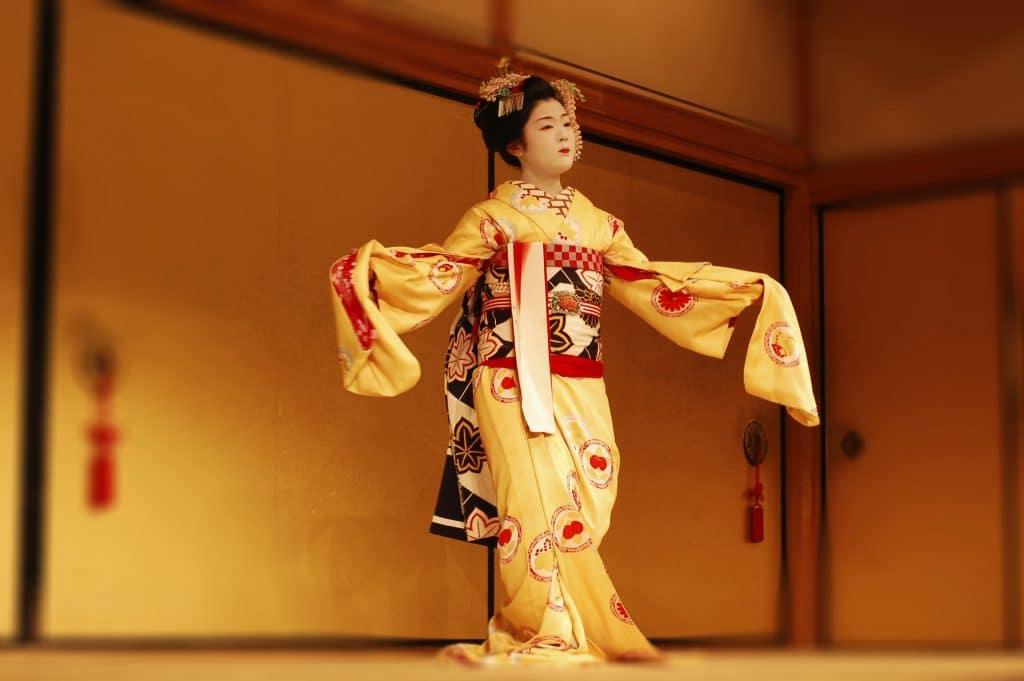 Attend a kabuki performance – to marvel at the impressive theatrics.