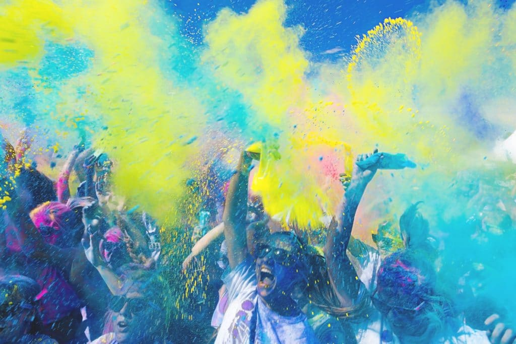 The Indian festival of Holi is one of the top cultural celebrations everyone needs to experience.