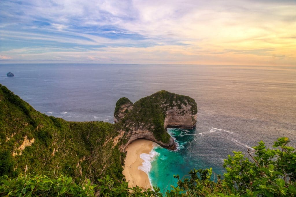 Bali is a paradise for Instagram lovers.