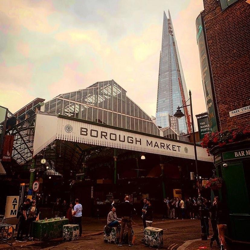 London's Borough Market has some delicious options.