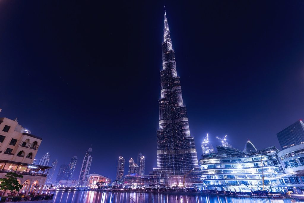 Dubai is next up on our most Instagrammable cities in the world.