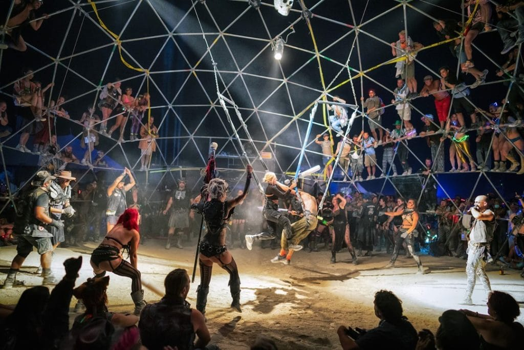 For the artistic, Burning Man is another of the top cultural celebrations everyone needs to experience.