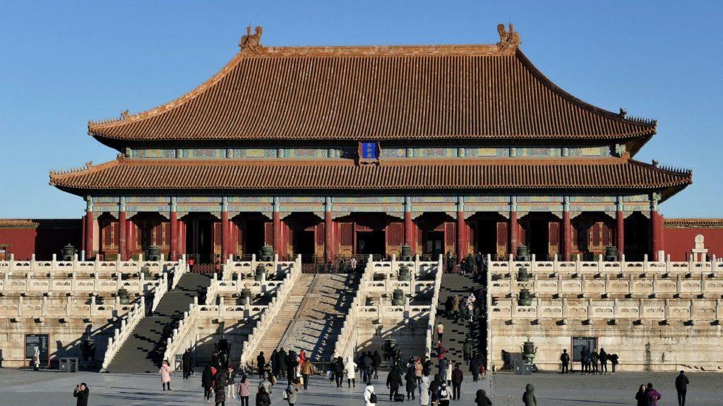 The Forbidden City is a must-visit spot.