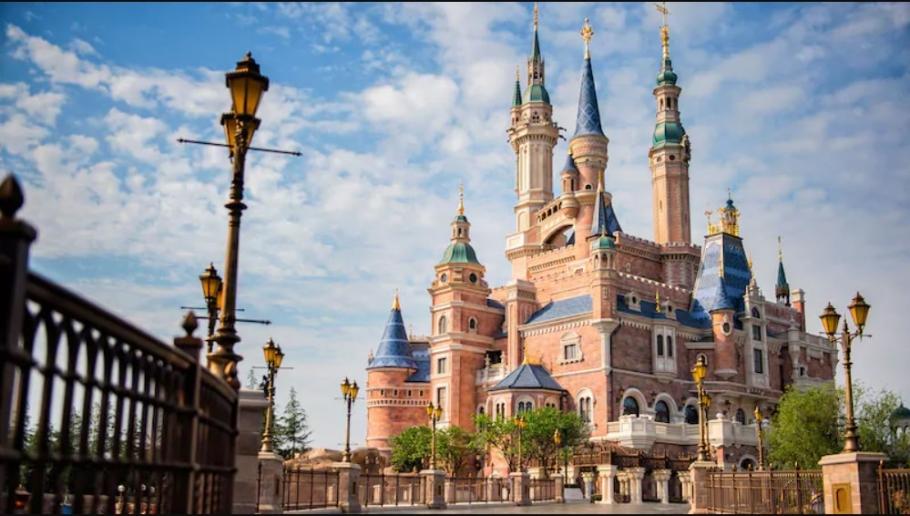 Another of the top parks in our Disneyland guide is Shanghai Disney Resort.