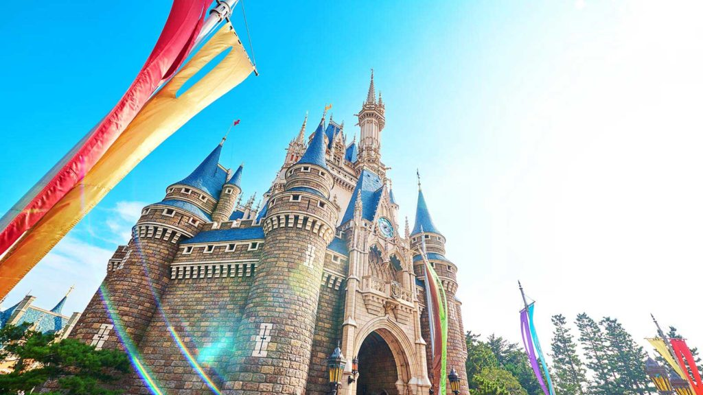 Looking something different, pay a visit to Tokyo Disney Resort.