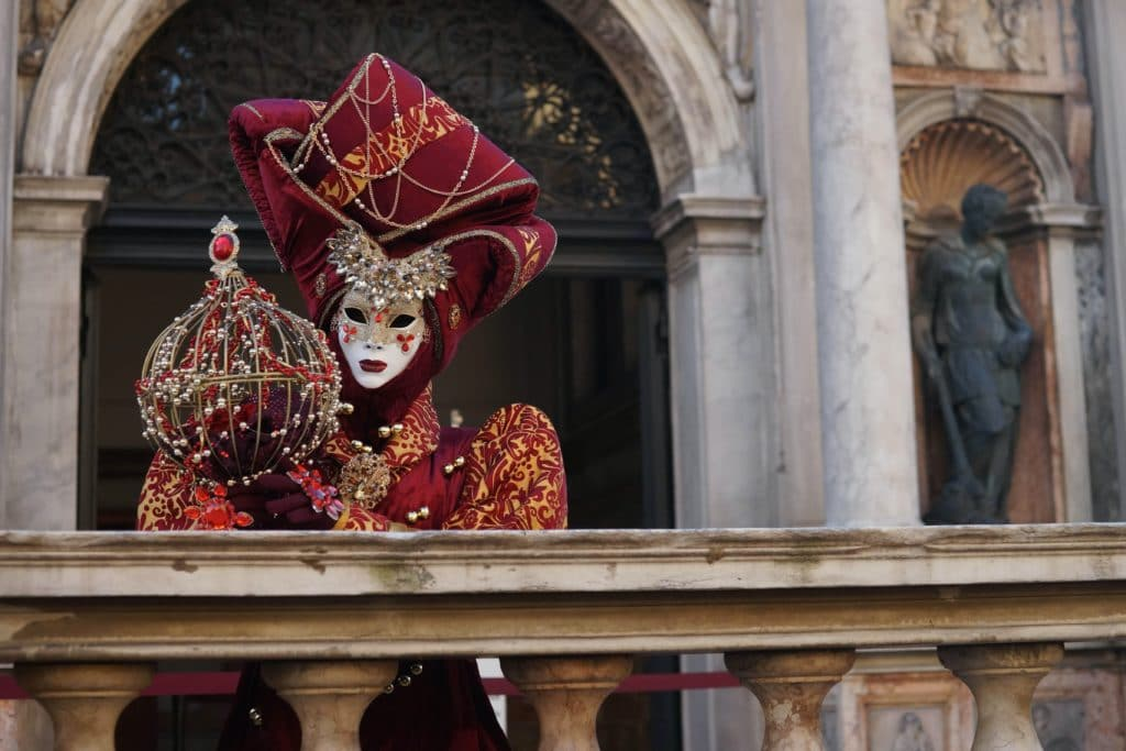 Carnival of Venice is a great event that takes place in Venice.