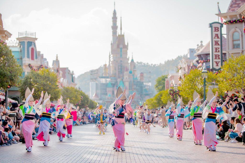 Number six in our Disneyland guide is Hong Kong Disneyland Resort.