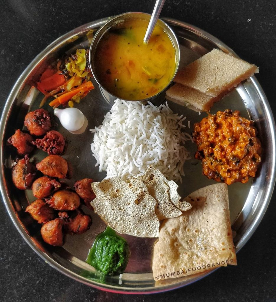 Street food in Mumbai is full of flavour.