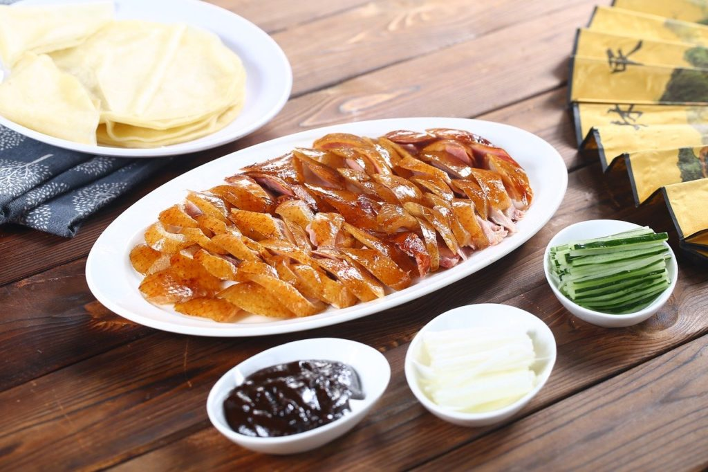 Peking duck in Beijing is another of the top things on any China bucket list.