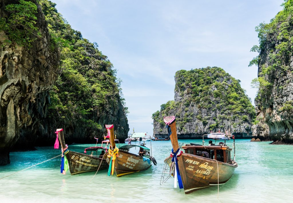 Phuket would look good on any Instagram feed.