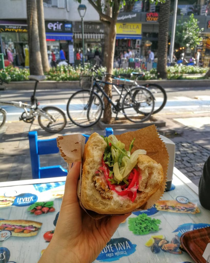 Istanbul is the home of some of the world's best street food.