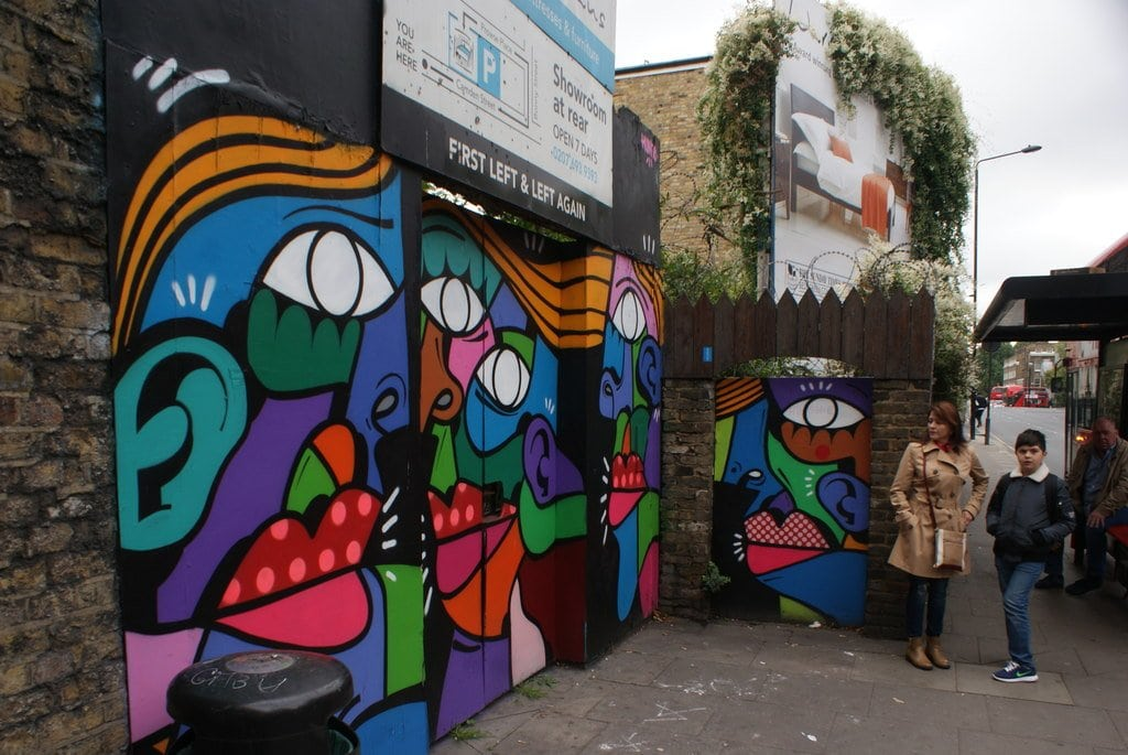 Camden Town is a must-visit.