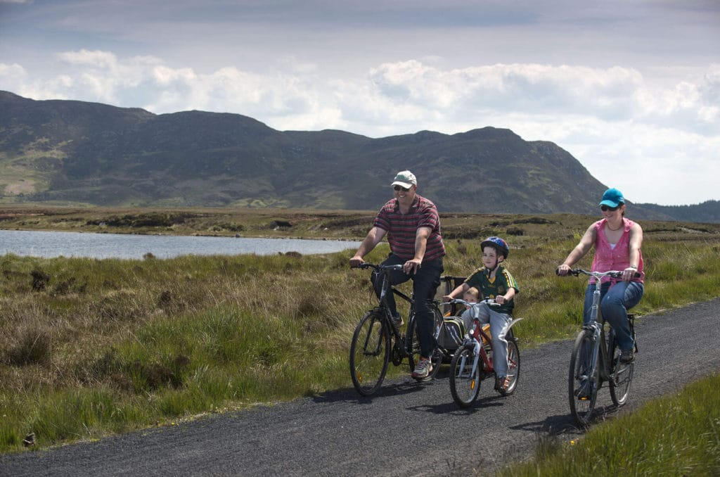 The Great Western Greenway is well worth a cycle.