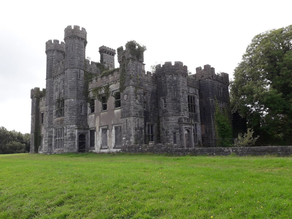 Castle Saunderson is now a Scouting Ireland facility.