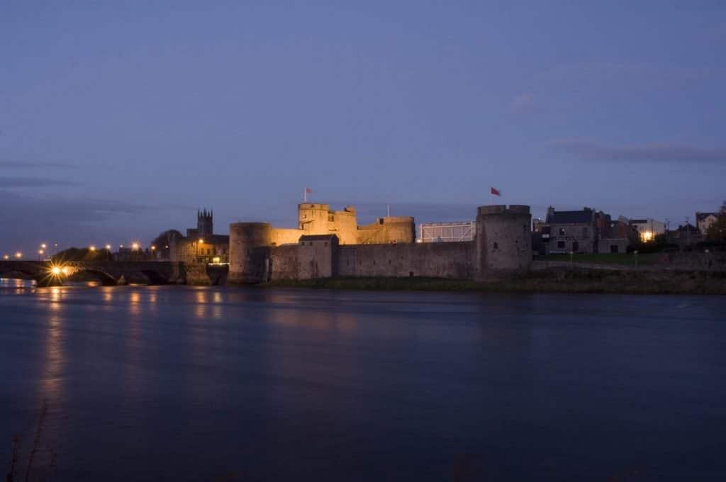 King John's Castle is one of the best castles in Ireland.