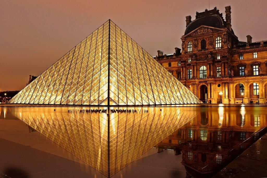 Paris has some beautiful buildings.