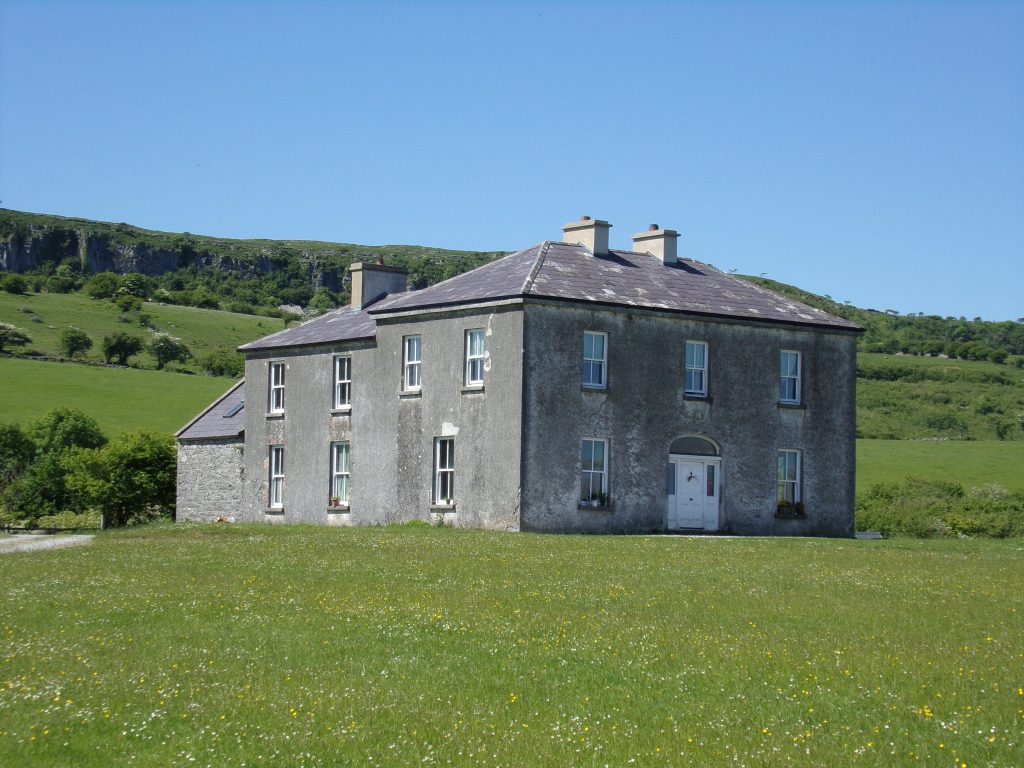 Take a trip to Father Ted's House.