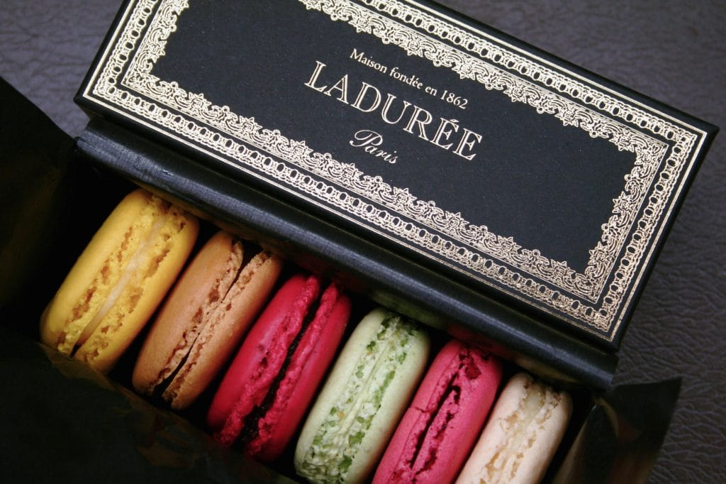 The macaron is definitely one of the best French pastries.