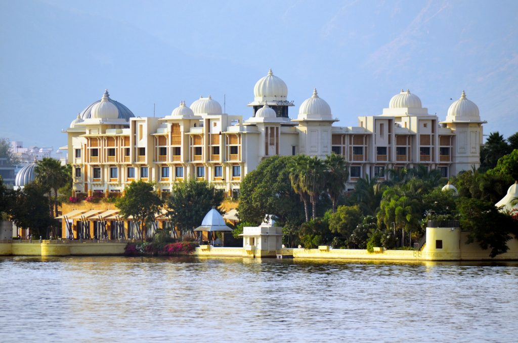 Udaipur is one of the best honeymoon destinations in India.