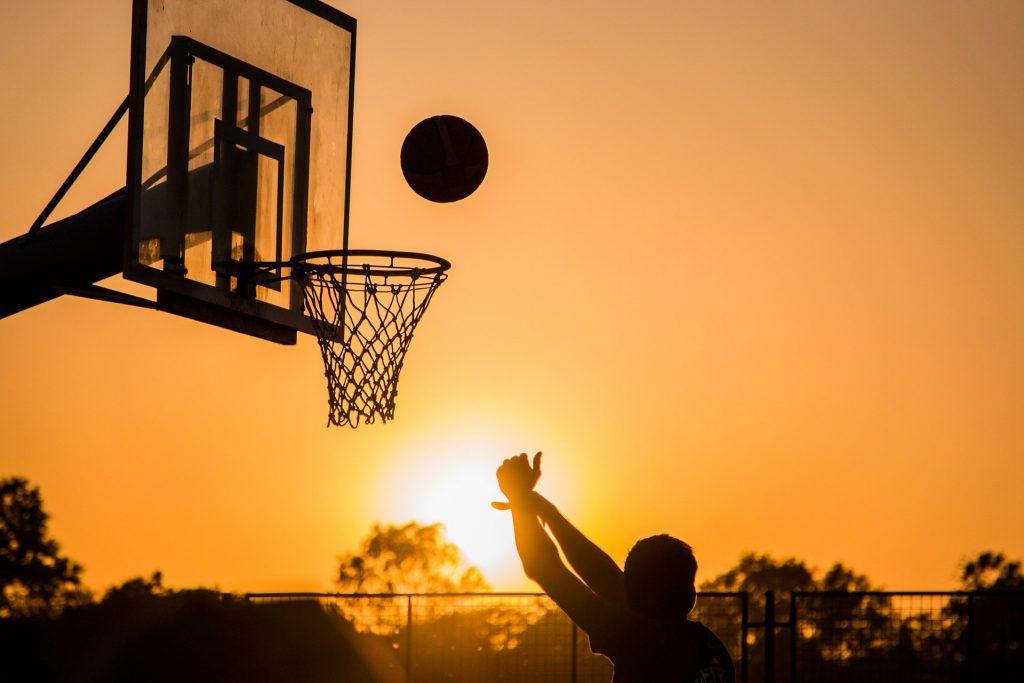 Basketball is a popular sport.