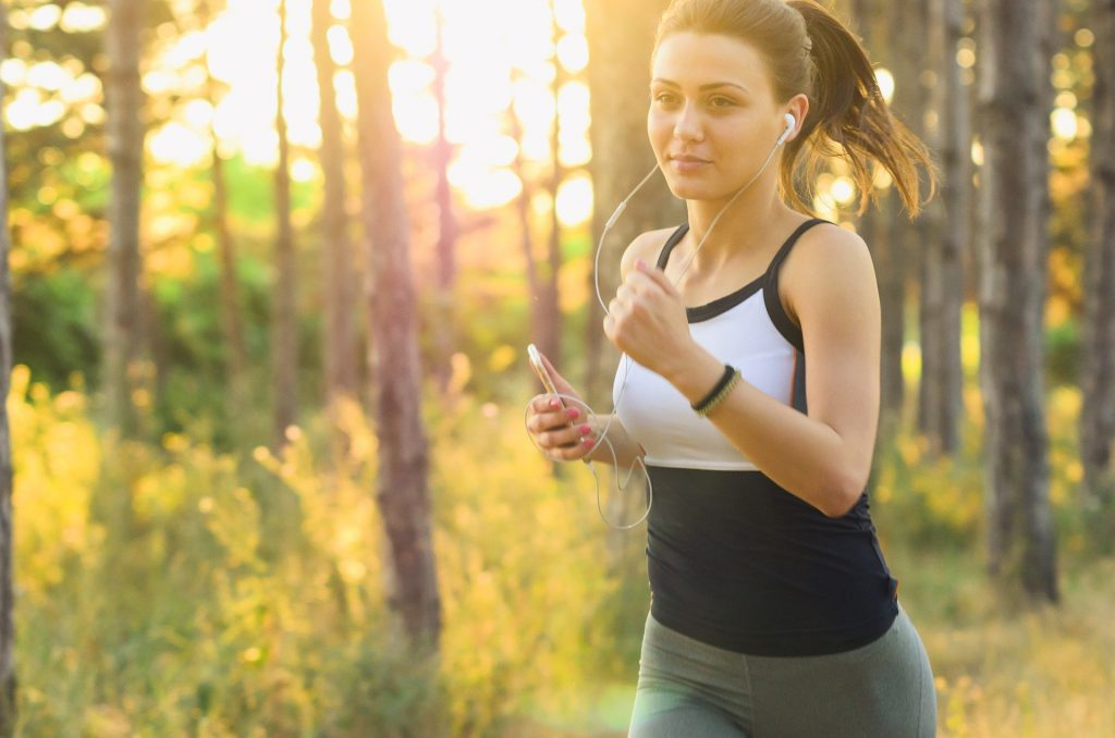 Running is one of the safest sports in the world.
