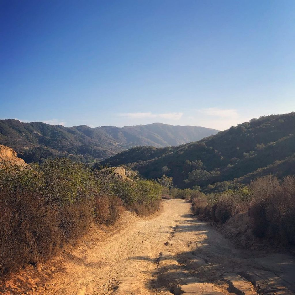 Laguna Coast Wilderness Park is like stepping back in time.