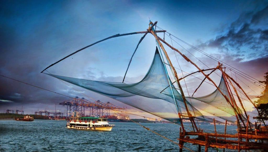 Kochi is the Gateway to Kerala.