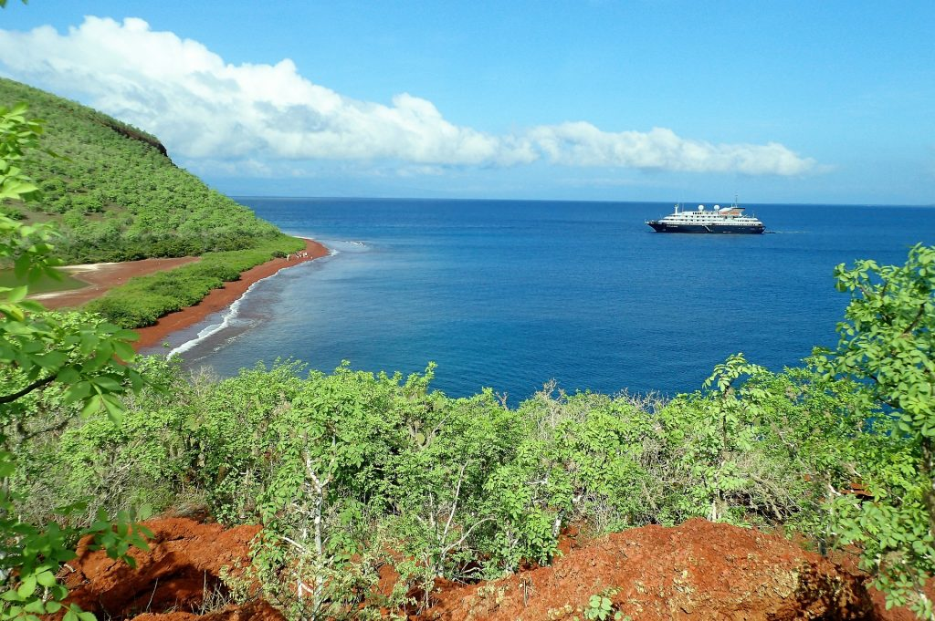 The Galapagos Islands tops our list of best places to visit in Ecuador.