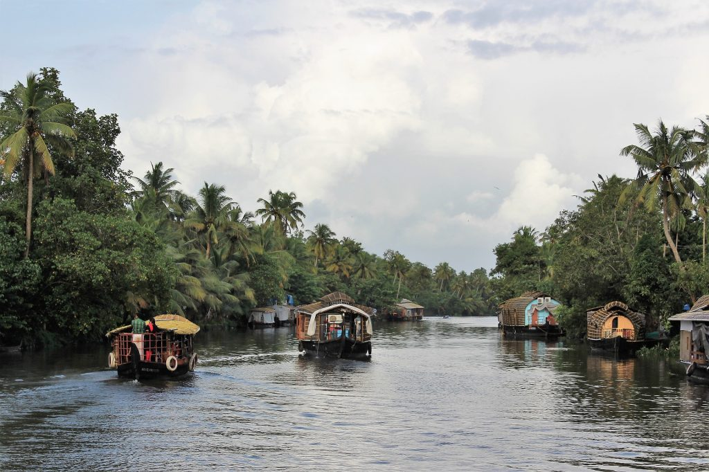 Check out India's famous canals.