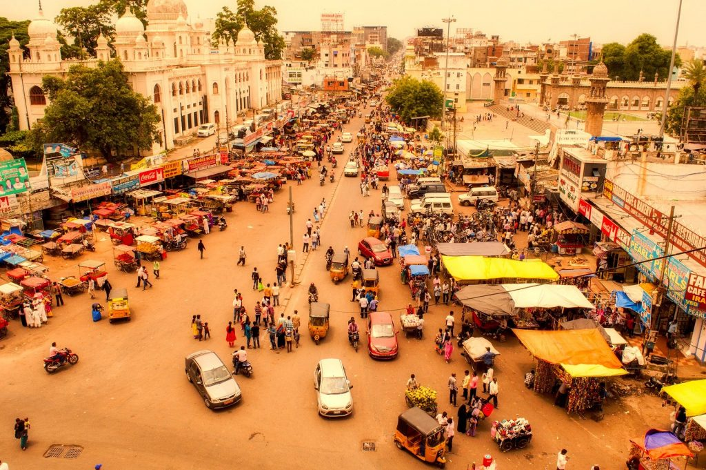 Hyderabad is one of the best places to visit in South India.