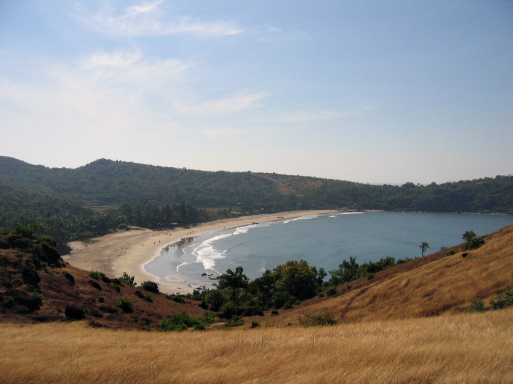 Gokarna is one of the best places to visit in South India.