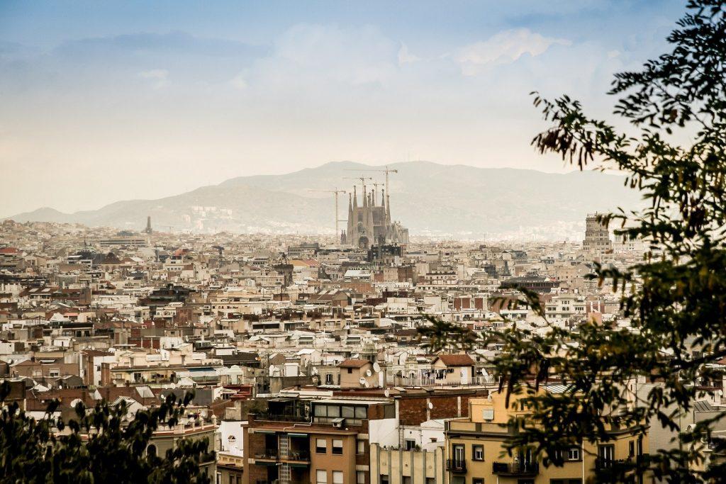 Spain had 82.7 million visitors in 2019.