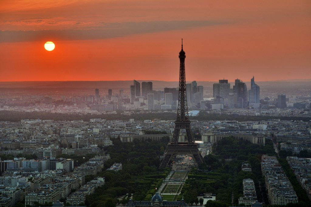 France tops our list of most visited countries in the world.